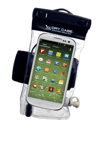new concept 478f9 de57e DRYCASE Waterproof Phone Case