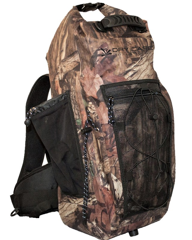 Brunswick Mossy Oak Camo Waterproof Backpack - Totally Waterproof ... 783781886f