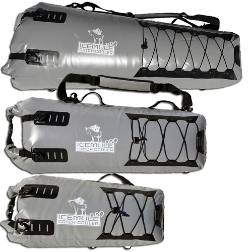 Pro Catch Fish Bag Three Sizes 32 Inch Stowed